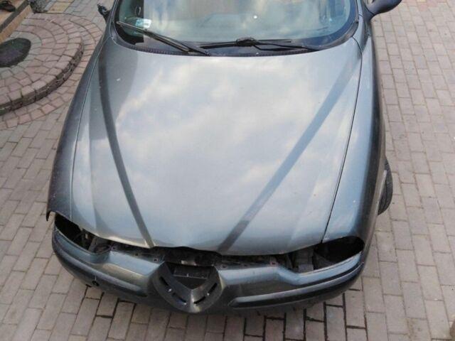 Сірий Альфа Ромео 156, об'ємом двигуна 1.9 л та пробігом 280 тис. км за 700 $, фото 1 на Automoto.ua