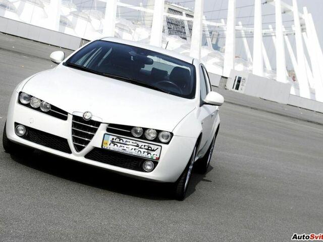 Белый Альфа Ромео 159, объемом двигателя 2.3 л и пробегом 123 тыс. км за 8000 $, фото 1 на Automoto.ua