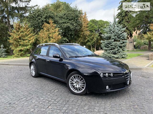 Черный Альфа Ромео 159, объемом двигателя 1.9 л и пробегом 255 тыс. км за 8700 $, фото 1 на Automoto.ua