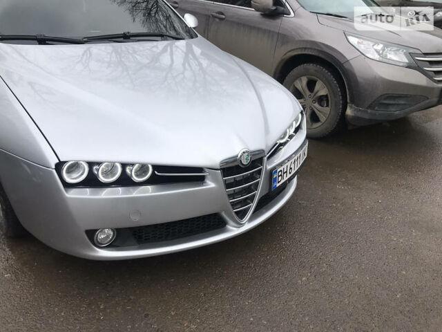 Сірий Альфа Ромео 159, об'ємом двигуна 1.9 л та пробігом 198 тис. км за 7500 $, фото 1 на Automoto.ua