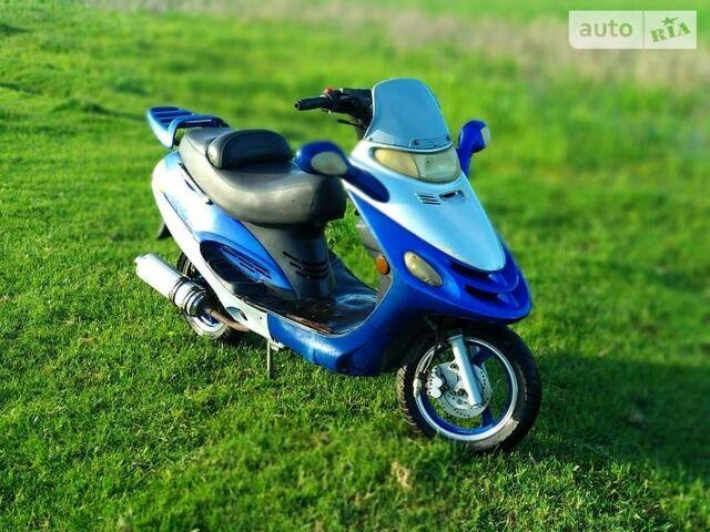 Синий Альфамото Бисон, объемом двигателя 0.05 л и пробегом 10 тыс. км за 302 $, фото 1 на Automoto.ua