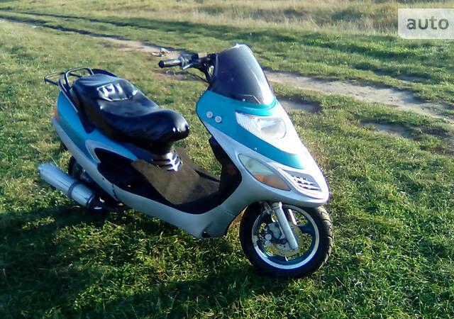 Альфамото ДжейДжей, объемом двигателя 0.15 л и пробегом 1 тыс. км за 312 $, фото 1 на Automoto.ua