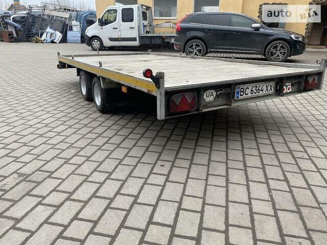 Серый Ансемс AS 5000L, объемом двигателя 0 л и пробегом 50 тыс. км за 2750 $, фото 1 на Automoto.ua