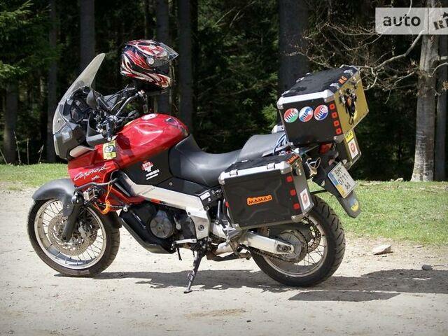 Червоний Априлія Капонорд, об'ємом двигуна 1 л та пробігом 64 тис. км за 5000 $, фото 1 на Automoto.ua