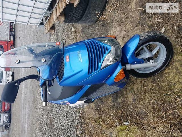 Синій Априлія Леонардо, об'ємом двигуна 0.15 л та пробігом 5 тис. км за 800 $, фото 1 на Automoto.ua