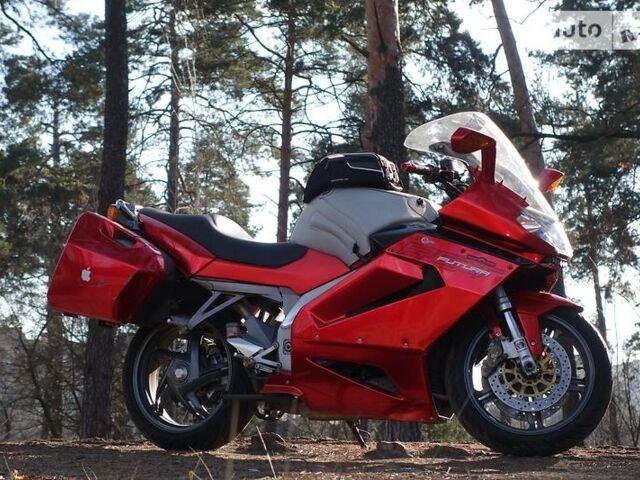 Красный Априлия РСТ Футура, объемом двигателя 1 л и пробегом 20 тыс. км за 5100 $, фото 1 на Automoto.ua