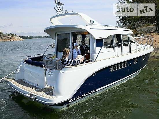 Білий Аквадор 32, об'ємом двигуна 6 л та пробігом 1 тис. км за 159000 $, фото 1 на Automoto.ua
