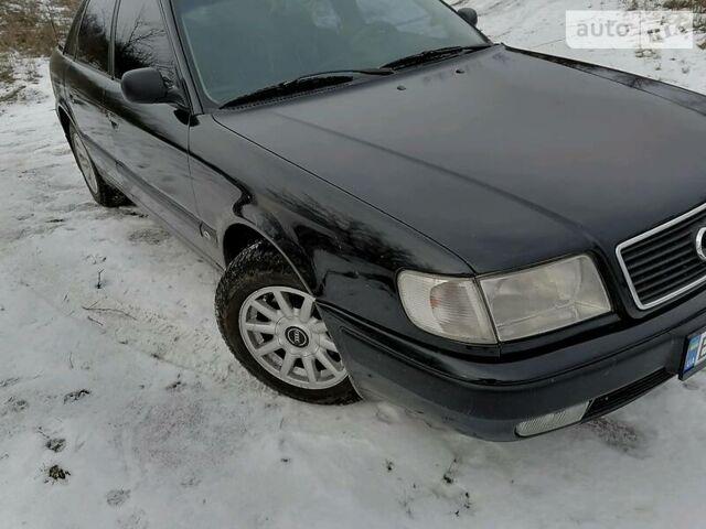 Чорний Ауді 100, об'ємом двигуна 0 л та пробігом 400 тис. км за 4000 $, фото 1 на Automoto.ua
