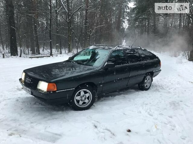 Ауди 100, объемом двигателя 2 л и пробегом 190 тыс. км за 3300 $, фото 1 на Automoto.ua