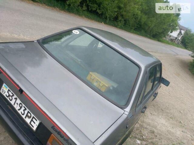 Серый Ауди 80, объемом двигателя 1.6 л и пробегом 1 тыс. км за 1500 $, фото 1 на Automoto.ua