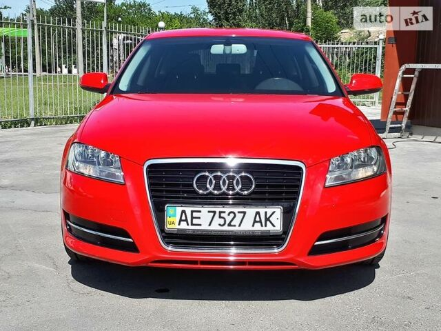 Червоний Ауді А3, об'ємом двигуна 1.2 л та пробігом 90 тис. км за 13700 $, фото 1 на Automoto.ua