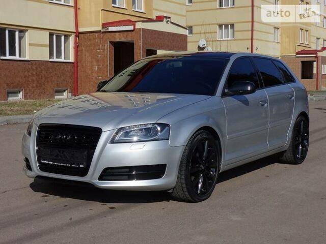 Срібний Ауді А3, об'ємом двигуна 1.6 л та пробігом 148 тис. км за 11600 $, фото 1 на Automoto.ua