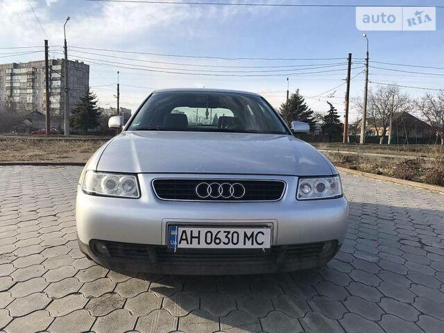 Серый Ауди А3, объемом двигателя 1.8 л и пробегом 226 тыс. км за 5700 $, фото 1 на Automoto.ua