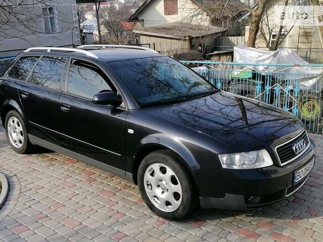 Черный Ауди А4, объемом двигателя 2.5 л и пробегом 317 тыс. км за 7700 $, фото 1 на Automoto.ua