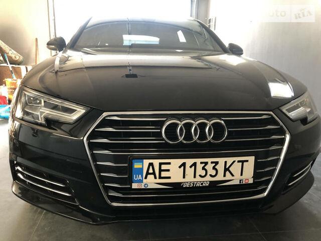Черный Ауди А4, объемом двигателя 2 л и пробегом 100 тыс. км за 25999 $, фото 1 на Automoto.ua