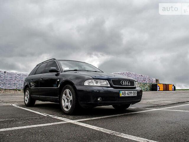 Чорний Ауді A4, об'ємом двигуна 2.5 л та пробігом 300 тис. км за 5300 $, фото 1 на Automoto.ua
