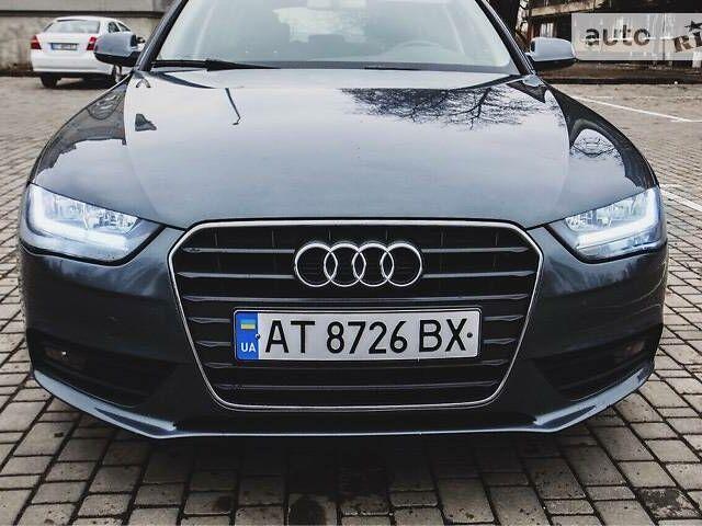 Сірий Ауді A4, об'ємом двигуна 2 л та пробігом 182 тис. км за 16300 $, фото 1 на Automoto.ua
