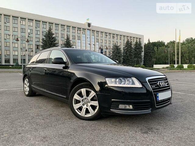 Черный Ауди А6, объемом двигателя 3 л и пробегом 297 тыс. км за 13900 $, фото 1 на Automoto.ua