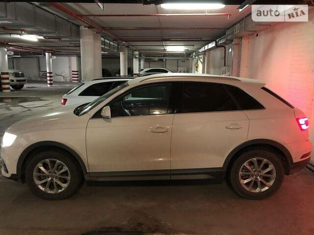 Білий Ауді Ку3, об'ємом двигуна 1.4 л та пробігом 2 тис. км за 35000 $, фото 1 на Automoto.ua