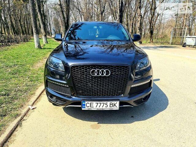 Черный Ауди Ку 7, объемом двигателя 3 л и пробегом 180 тыс. км за 25000 $, фото 1 на Automoto.ua