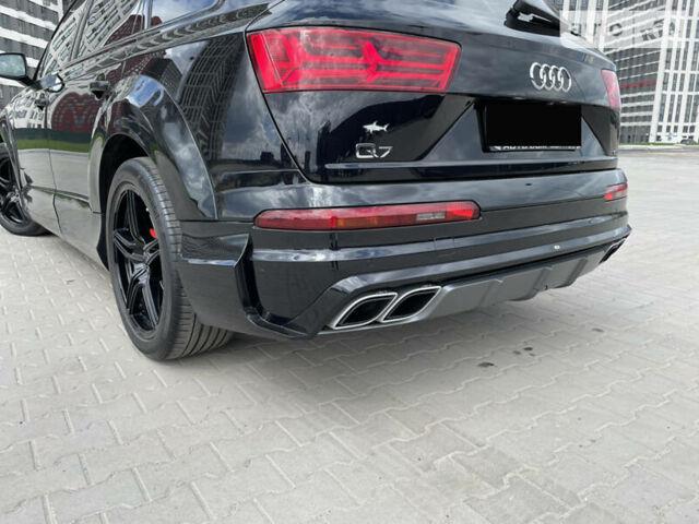 Черный Ауди Ку 7, объемом двигателя 3 л и пробегом 157 тыс. км за 60500 $, фото 1 на Automoto.ua