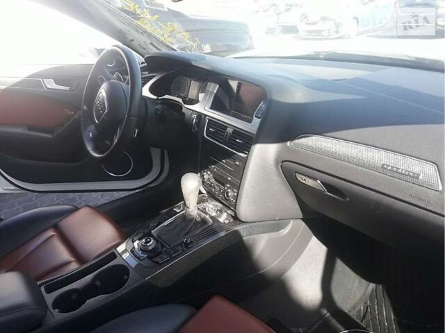 Білий Ауді S4, об'ємом двигуна 3 л та пробігом 78 тис. км за 16500 $, фото 1 на Automoto.ua