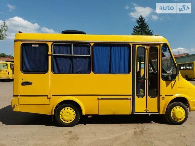 Оранжевый БАЗ 22154, объемом двигателя 2.4 л и пробегом 500 тыс. км за 5200 $, фото 1 на Automoto.ua