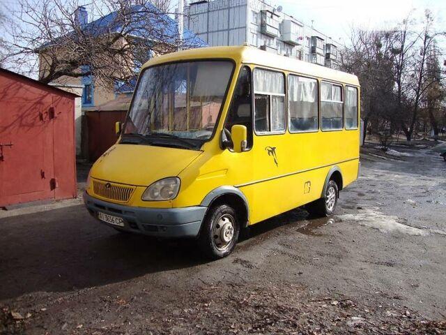 Оранжевый БАЗ 22154, об'ємом двигуна 2.5 л та пробігом 100 тис. км за 3550 $, фото 1 на Automoto.ua