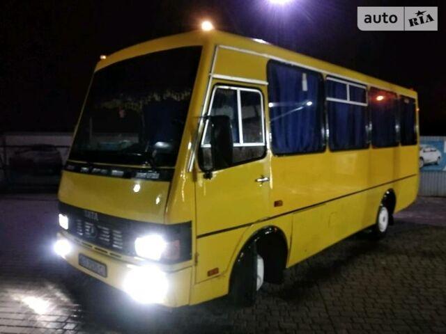 Оранжевый БАЗ А 079 Эталон, объемом двигателя 5.7 л и пробегом 700 тыс. км за 8499 $, фото 1 на Automoto.ua