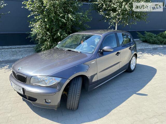 Серый БМВ 116, объемом двигателя 1.6 л и пробегом 210 тыс. км за 6500 $, фото 1 на Automoto.ua