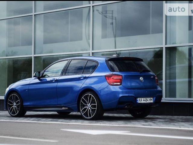 Синій БМВ 120, об'ємом двигуна 2 л та пробігом 86 тис. км за 24300 $, фото 1 на Automoto.ua