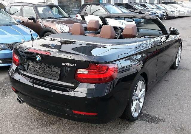 Черный БМВ 2 Серия, объемом двигателя 2 л и пробегом 13 тыс. км за 26500 $, фото 1 на Automoto.ua