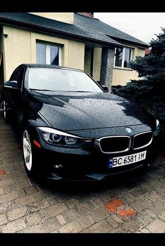 Черный БМВ 3 Серия, объемом двигателя 2 л и пробегом 136 тыс. км за 13999 $, фото 1 на Automoto.ua