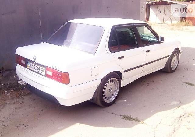 Белый БМВ 316, объемом двигателя 1.6 л и пробегом 380 тыс. км за 3000 $, фото 1 на Automoto.ua