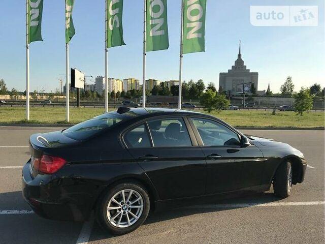 Черный БМВ 316, объемом двигателя 2 л и пробегом 200 тыс. км за 19200 $, фото 1 на Automoto.ua