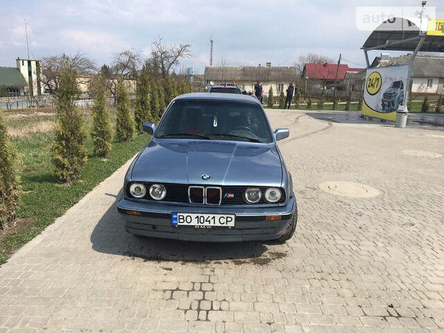 Синий БМВ 316, объемом двигателя 1.6 л и пробегом 390 тыс. км за 2599 $, фото 1 на Automoto.ua