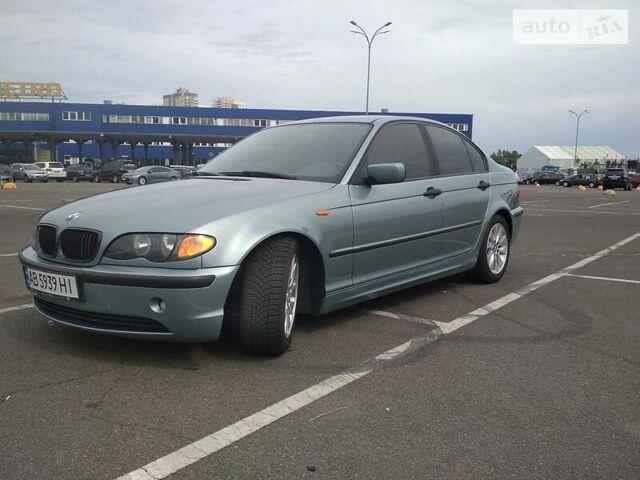 Зеленый БМВ 316, объемом двигателя 1.8 л и пробегом 208 тыс. км за 6150 $, фото 1 на Automoto.ua