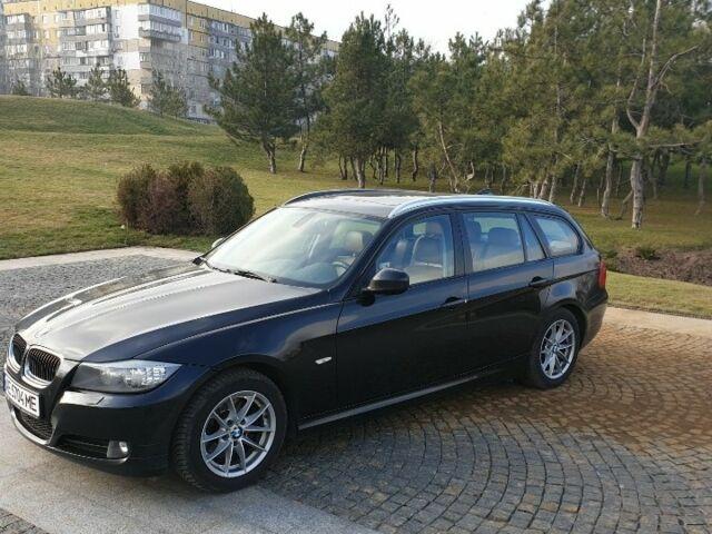 Черный БМВ 320, объемом двигателя 2 л и пробегом 175 тыс. км за 13000 $, фото 1 на Automoto.ua