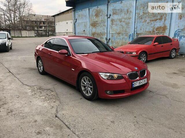 Красный БМВ 325, объемом двигателя 2.5 л и пробегом 240 тыс. км за 10500 $, фото 1 на Automoto.ua