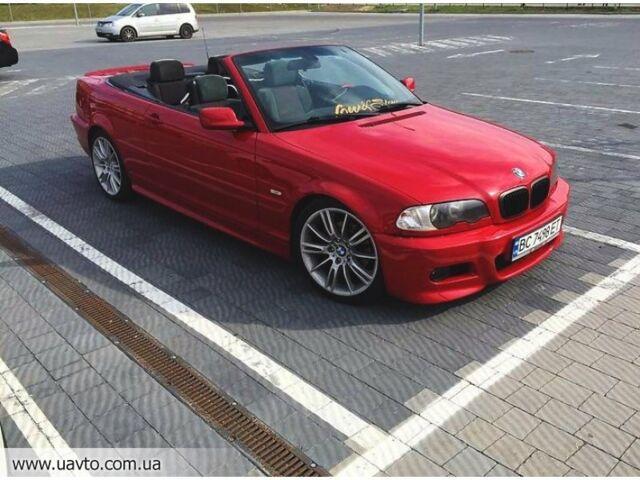 Красный БМВ 325, объемом двигателя 2.5 л и пробегом 220 тыс. км за 11426 $, фото 1 на Automoto.ua