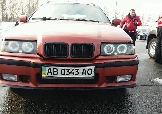 БМВ 325, объемом двигателя 2.5 л и пробегом 240 тыс. км за 4700 $, фото 1 на Automoto.ua