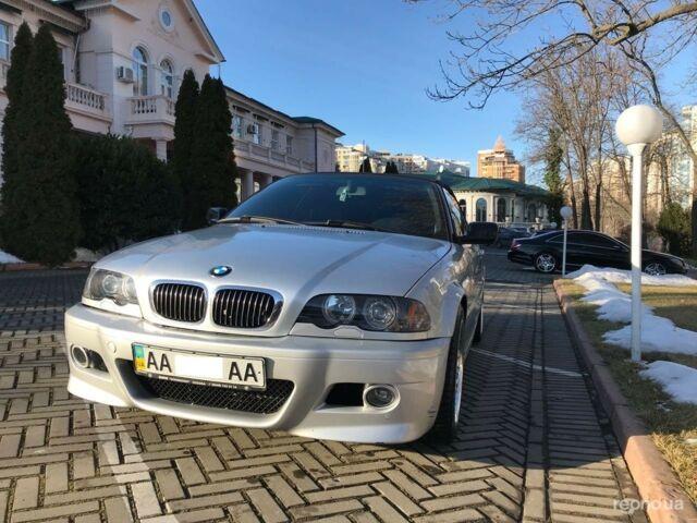 Серый БМВ 325, объемом двигателя 2.5 л и пробегом 200 тыс. км за 6500 $, фото 1 на Automoto.ua
