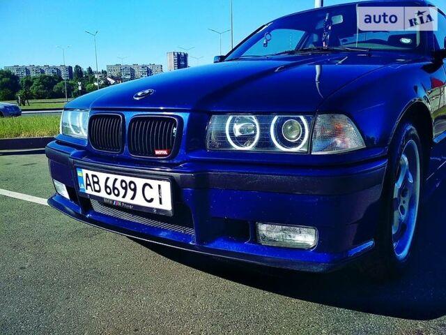 Синій БМВ 325, об'ємом двигуна 2.5 л та пробігом 300 тис. км за 5700 $, фото 1 на Automoto.ua