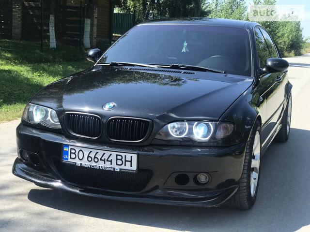 Черный БМВ 330, объемом двигателя 3 л и пробегом 237 тыс. км за 7900 $, фото 1 на Automoto.ua