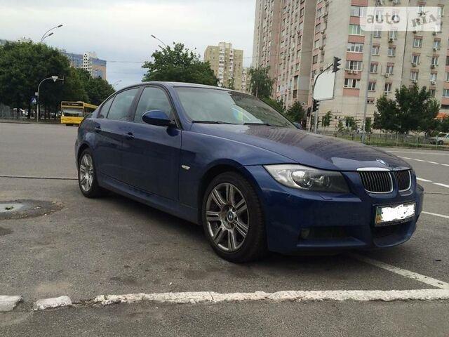 Синий БМВ 330, объемом двигателя 3 л и пробегом 97 тыс. км за 13200 $, фото 1 на Automoto.ua