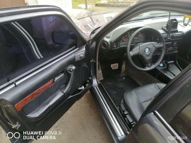 Серый БМВ 520, объемом двигателя 2 л и пробегом 355 тыс. км за 4700 $, фото 1 на Automoto.ua
