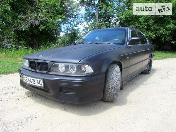 Синий БМВ 520, объемом двигателя 2 л и пробегом 320 тыс. км за 5500 $, фото 1 на Automoto.ua