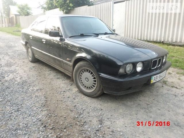 купить Bmw 525 1993 в монастырище 3000 бмв 525 на Automotoua