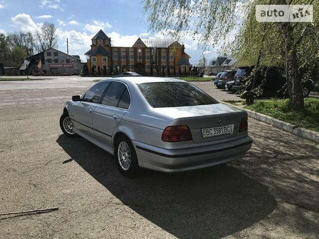 Серый БМВ 528, объемом двигателя 2.8 л и пробегом 340 тыс. км за 5200 $, фото 1 на Automoto.ua