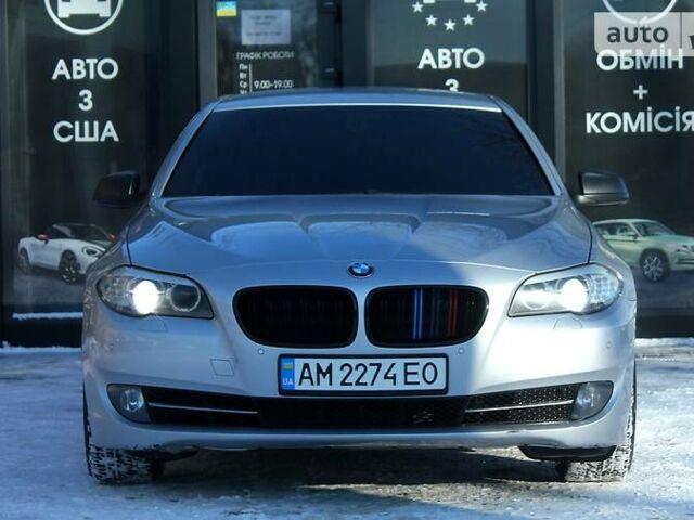 Серый БМВ 528, объемом двигателя 0 л и пробегом 137 тыс. км за 19200 $, фото 1 на Automoto.ua